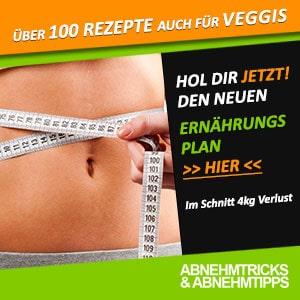 Abnehmen ohne Hunger - Die Ernährungspläne